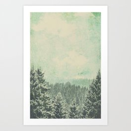 Fading dreams Art Print