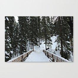 The Montana Way Canvas Print