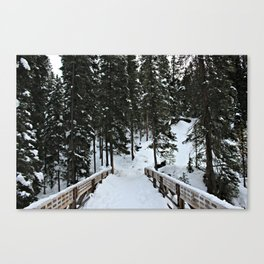 The Montana Way Canvas Print