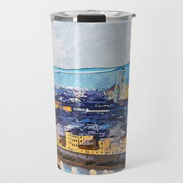 Florence, Beauty of Italy Travel Mug