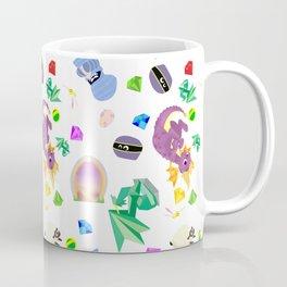 spyro pattern Coffee Mug