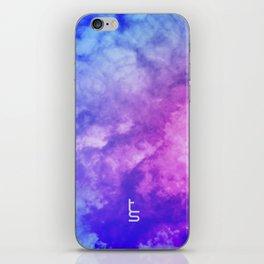 Color Foam III iPhone Skin