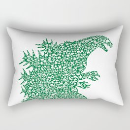 Japanese Monster Rectangular Pillow