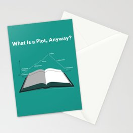 What is a Plot, Anyway? Stationery Cards