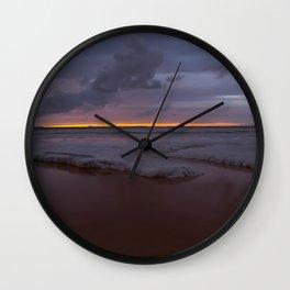 Alviso Lakes Wall Clock