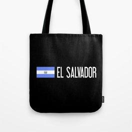 El Salvadoran Flag & El Salvador Tote Bag