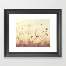 Lay Down And See What I See #society6 Framed Art Print