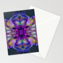 Tropical Hues in Dew Stationery Cards