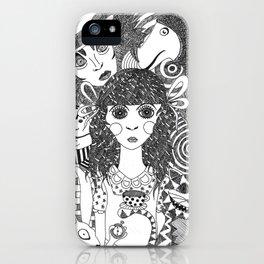 Alice, oh Alice iPhone Case