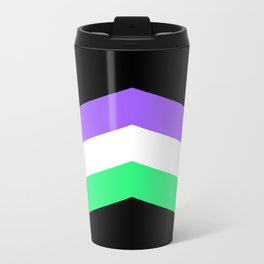 Genderqueer Travel Mug
