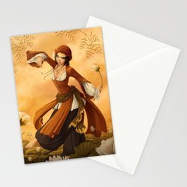 Lotus Dancer Stationery Cards