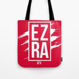 EzraGFX Tote Bag