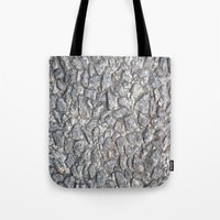 rocky Tote Bags featuring ROCKY by Manuel Estrela 113 Art Miami
