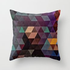 rhymylyk dryynnk Throw Pillow