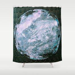 Full Snow Moon Shower Curtain
