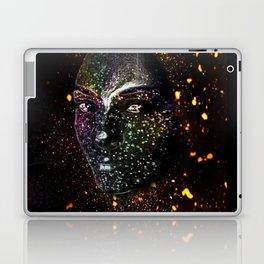 Goddess of Cosmos Laptop & iPad Skin