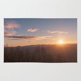 North Georgia Mountains 6 Rug