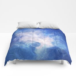 The Universe Calling Comforters