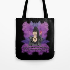 OUAT - Something Evil This Way Comes Tote Bag