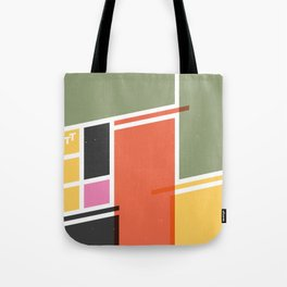 SECRET CYCLING FLAG - VOIGT Tote Bag