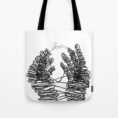 Alone in Kyoto Tote Bag
