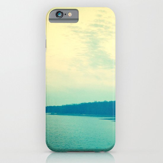 Dreams in Shades of Blue iPhone & iPod Case