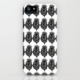Jester Pattern iPhone Case