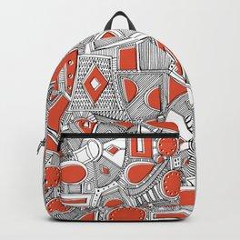RAZZ BW TOMATO Backpack