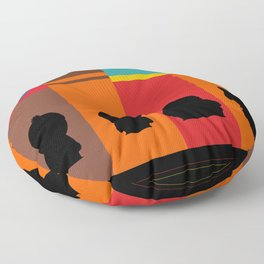 SouthPark: Meet Some Friends of Mine Floor Pillow
