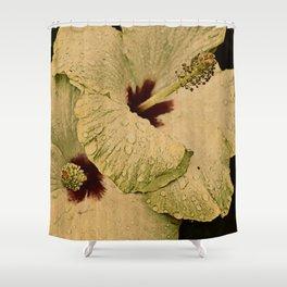 hybiscus Shower Curtain