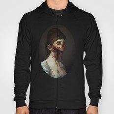 Old Zombie Portrait Hoody