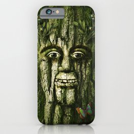 The Tremendous Mr. Treebley iPhone Case