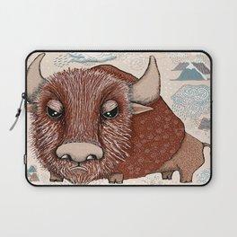 American Buffalo Bison Southwest Southwestern Laptop Sleeve