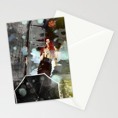 COLOR RAIN Stationery Cards