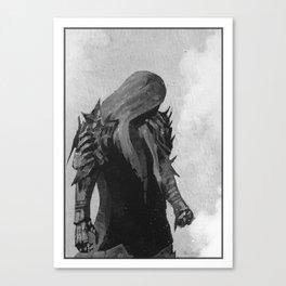 Light Emperor I Canvas Print