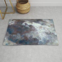"John Constable ""A Cloud Study"" 10. Rug"