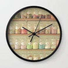 Sweet Shop Wall Clock