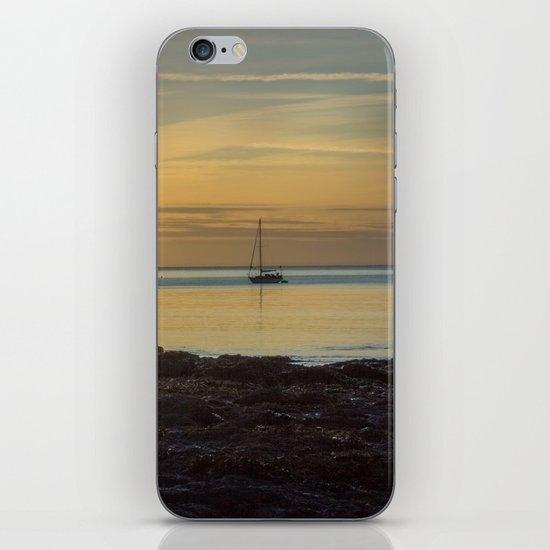 Sunrise Pendennis Point Falmouth iPhone & iPod Skin