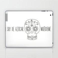 día de muertos Laptop & iPad Skin