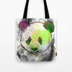 Marshmallow Panda Syndrome Tote Bag