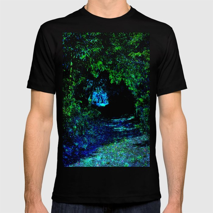 Enchanted Forest Path T-shirt