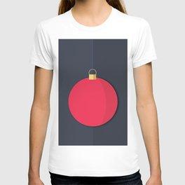 Christmas Globe - Illustration T-shirt