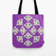 Sheep Circle - 4 Tote Bag