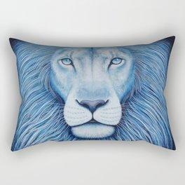 'Majesty' Star Lion Rectangular Pillow