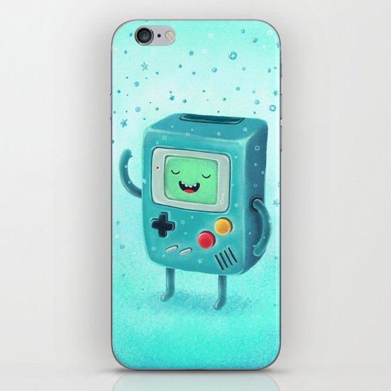 Game Beemo iPhone & iPod Skin