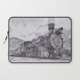Durango and Silverton Steam Engine Laptop Sleeve