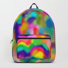 "Rainbow ""Watercolor"" Backpack"