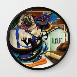 Can We Be Friends? Wall Clock
