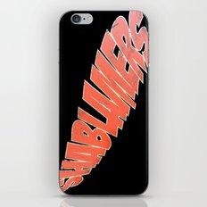 shablamers invert iPhone & iPod Skin