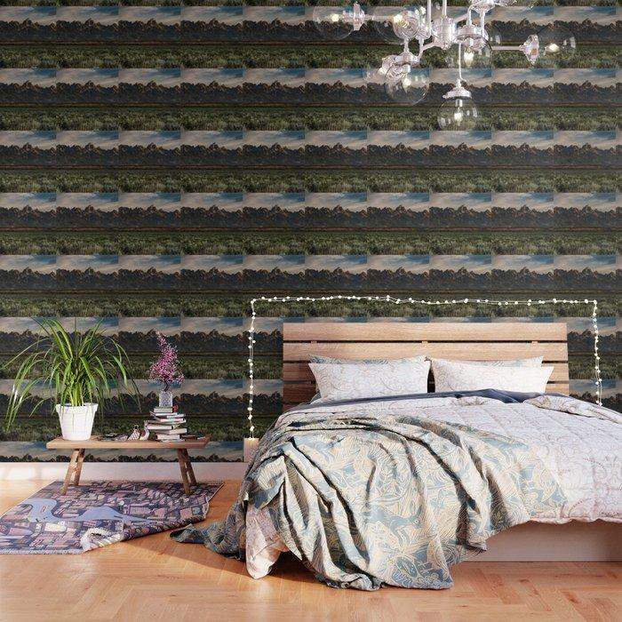 Teton Morning Wallpaper